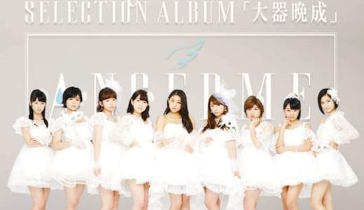 S/mileage / ANGERME SELECTION ALBUM「大器晩成」