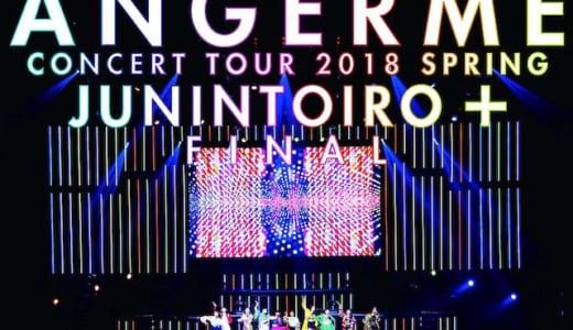 アンジュルム コンサートツアー 2018春 十人十色 + ファイナル